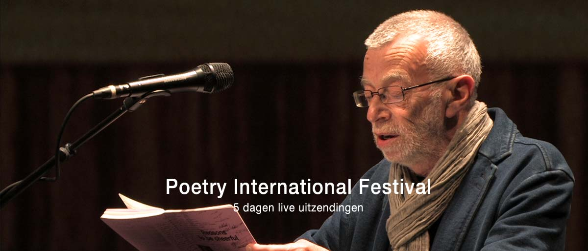 Permalink to:Poetry International Festival